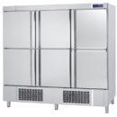 Armario refrigerado seis puertas