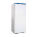 Congelador vertical con estantes